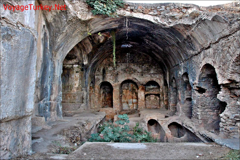 Cave of Seven Sleepers in Ephesus, Turkey | VoyageTurkey.Net